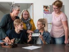 Sem bedankt school in Westerhaar: ondanks autisme was hij welkom