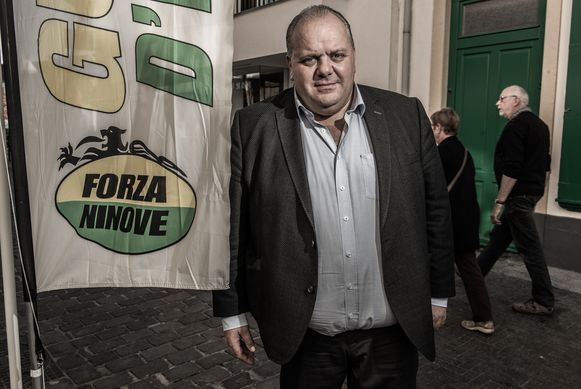 Onder andere Schild & Vrienden van Dries Van Langenhove en Voorpost plannen een betoging. Guy D'haeselaar (foto) steunt het initiatief.