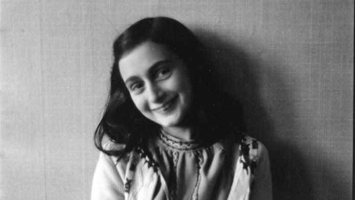 Anne Frank. Archiefbeeld.