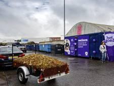 Bezoekers milieustraat Boxtel erg tevreden met nieuwe container van kringloopwinkel