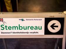 Rotterdamse kiezers breken eeuwrecord: ruim eenderde ging vandaag stemmen