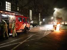 Koelkast in brand gevlogen aan Dalerveenstraat in Den Haag
