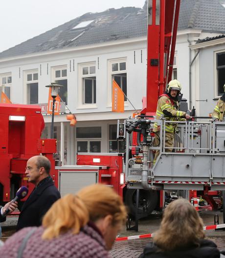 Derde grote brand in zes jaar tijd schokt burgemeester van Brummen