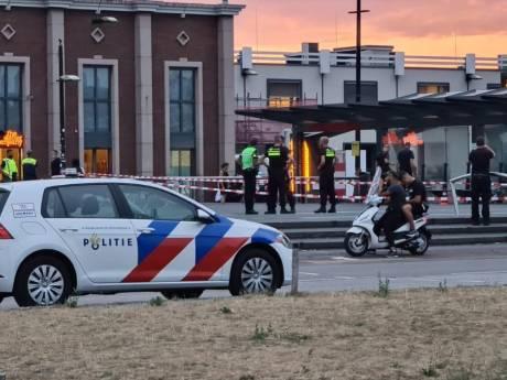 Schietpartij bij centraal station in Nijmegen: twee aanhoudingen