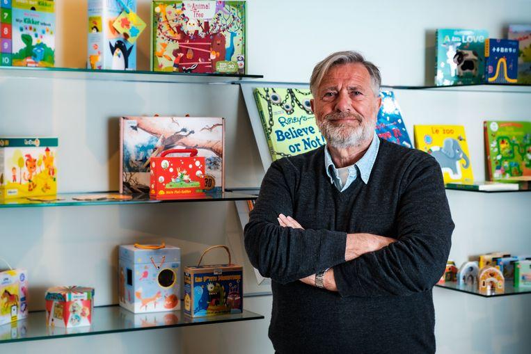 Jan Van Gijsel is directeur voor de continentaal Europese tak van Leo Paper.
