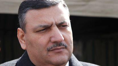 Syrische oppositieleider gooit handdoek in de ring