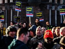 Activisten Kick Out Zwarte Piet naar Den Bosch en Eindhoven, dit jaar niet naar Tilburg