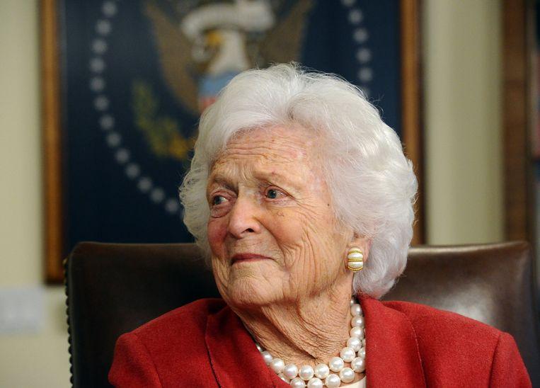 De Amerikaanse president Donald Trump zal zijn vrouw Melania niet vergezellen naar de begrafenis van de voormalige first lady Barbara Bush die zaterdag plaatsvindt.