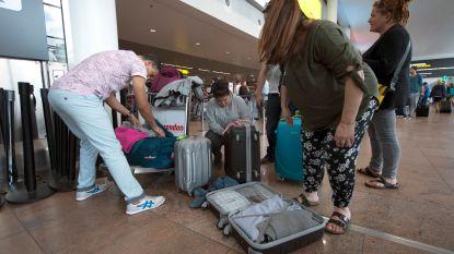 Vliegtuigbagage 60% duurder in 5 jaar