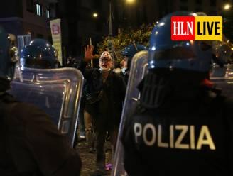 LIVE. Luchtvervuiling doet mortaliteit Covid-19 toenemen - Coronaprotesten in Italië lopen uit de hand