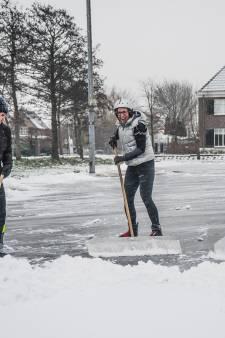 'Ik heb het schaatsvirus. Laat het huishouden maar even wachten'