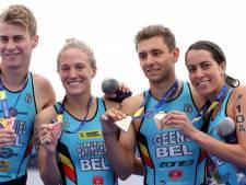 Mondial de triathlon: Les Belgian Hammers finissent 7e
