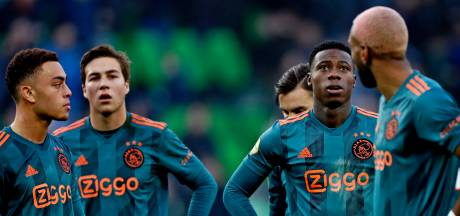 Ajax bevangen door winterdip, de flow is ver te zoeken