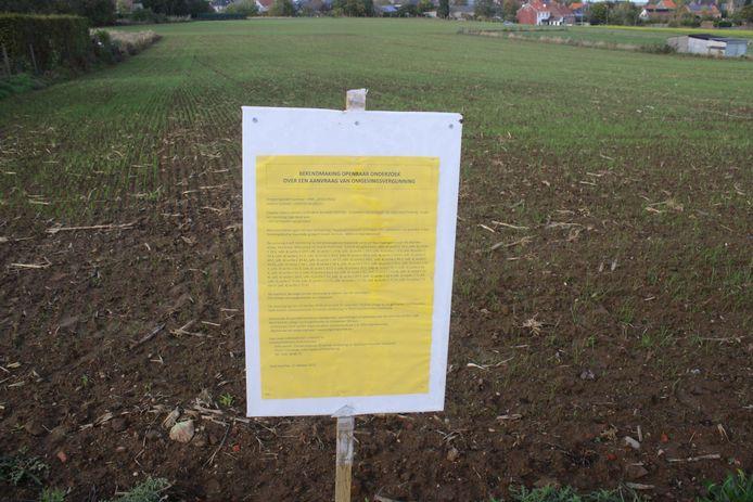 Site woonproject met 73 loten Haasrode Centrum. Dit project wordt op woensdag 7 november voorgesteld. 2