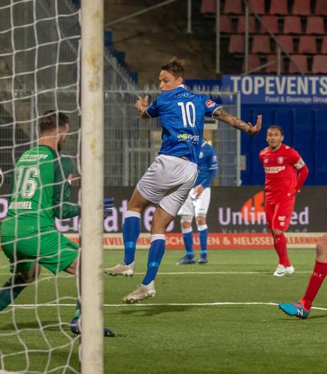 FC Twente-trainer Pusic: 'Een 0 voor ons spel in de eerste 20 minuten'