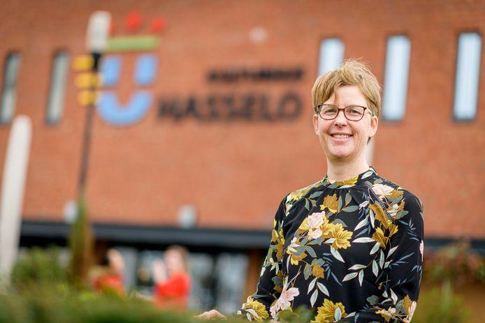 """Annemarie Bökkerink start met het initiatief Buurderij: """"Iedere week is er een boer die uitleg geeft over zijn product."""""""