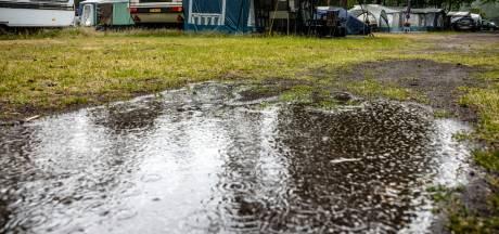 Op deze plekken in Oost-Nederland viel de afgelopen dagen de meeste regen, maar wordt het straks zomers