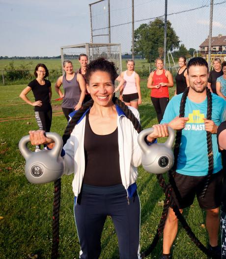 Bootcamp in Brandwijk: 'Samen lekker sporten is het middel, niet het doel'
