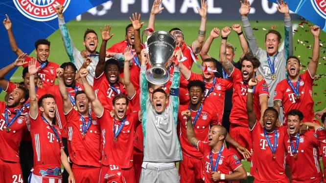 """""""UEFA verlaagt prijzengeld Europese clubtoernooien door corona"""""""