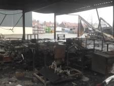 Na de grote brand: Boxmeers Tapijthuis gaat weer open