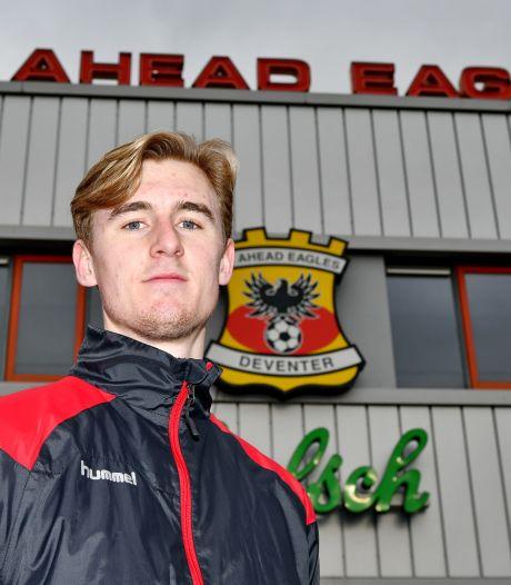 Voor Edqvist en Pouwels staat deur nog op kier bij GA Eagles