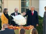Grappen Trump tijdens kalkoen-speech 2018 blijken 'profetisch'