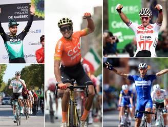 Wint één van deze vijf favorieten het WK wielrennen?