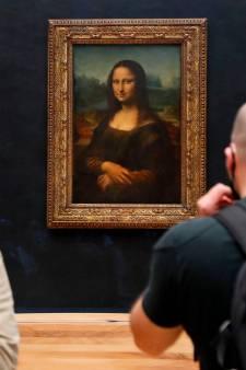 Aangeboden op veiling: zien hoe Mona Lisa van de muur komt