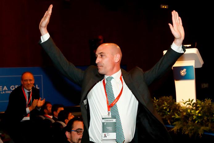 Luis Rubiales.