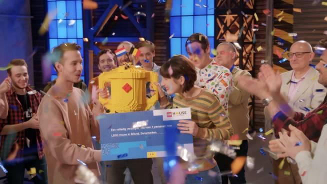 PROFICIAT! Jan en Lola winnen LEGO MASTERS 2020