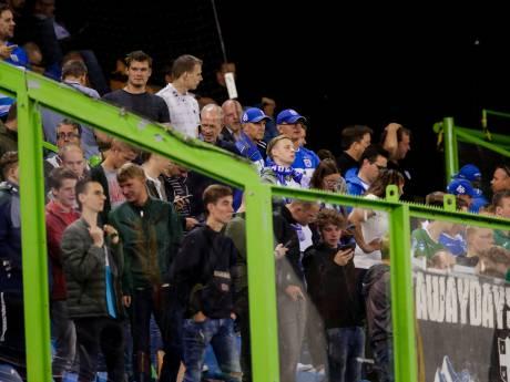 PEC-fan Dylan (18) wilde beveiliger worden, maar sloeg agente bij rellen Vitesse: 'Mijn carrière is voorbij'