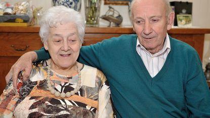 Roger en Mariette zijn 60 jaar getrouwd