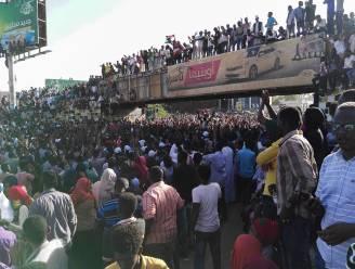 Minstens vier doden bij betogingen in Soedan