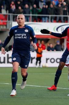 Koploper PSV morst peperdure punten in Emmen
