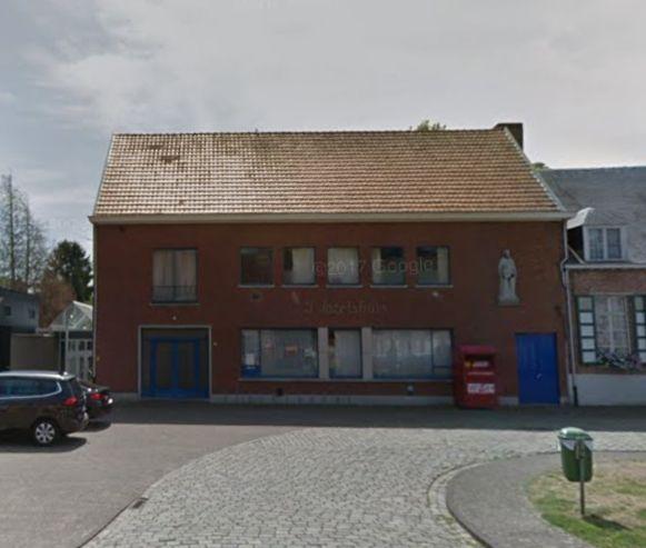 Parochiezaal Sint-Jozef in Zandhoven.