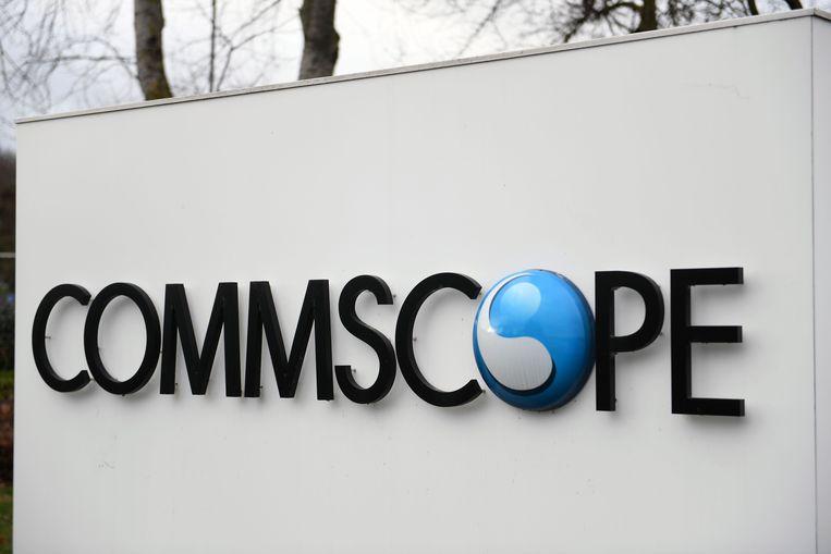 De kerstperiode kon geen vrede brengen bij bedrijf CommScope.