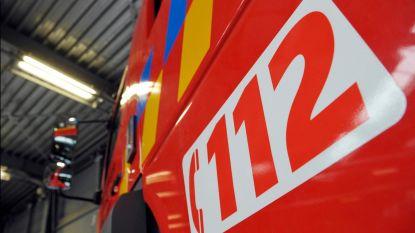 Brandweer vindt bewusteloze man dankzij oproep uit Rijsel