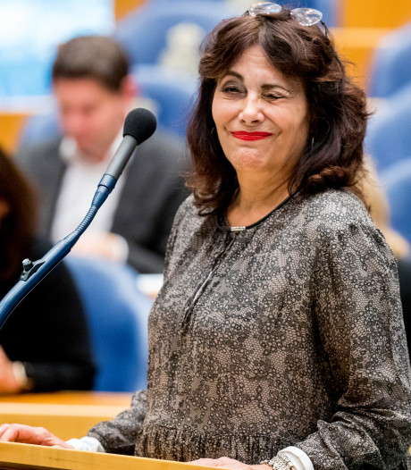 Léonie Sazias na behandeling kanker terug in Tweede Kamer