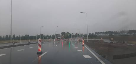 Fietsveiligheid nieuwe Karstraat nabij Linge in het geding