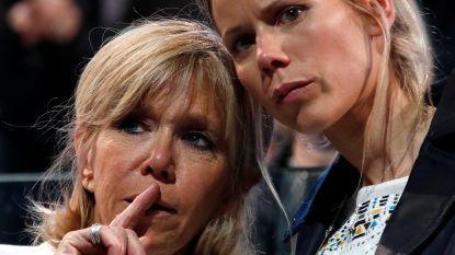 """Dochter Brigitte Macron over relatie van haar moeder (65) met Franse president (40): """"Liefde is... zij twee"""""""