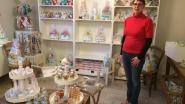Jonge mama start babywinkel 'Ateliertje Ukkepuk'