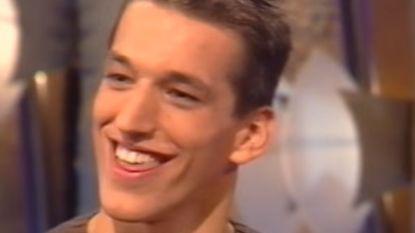 Damiano datet niet voor het eerst op tv, 20 jaar geleden zag je hem in... 'Blind Date'