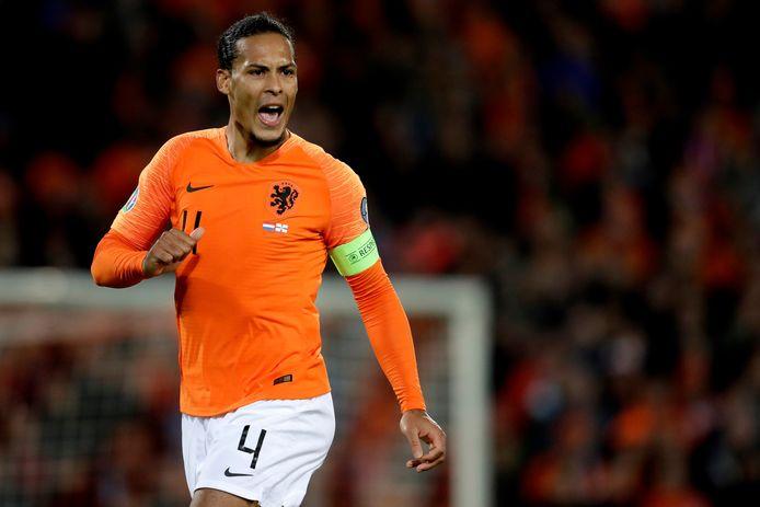 Bredanaar Virgil van Dijk is een wereldster geworden en draagt de aanvoerdersband van Oranje.