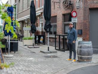 Sint-Pietersstraatje straks enkel nog toegankelijk voor voetgangers