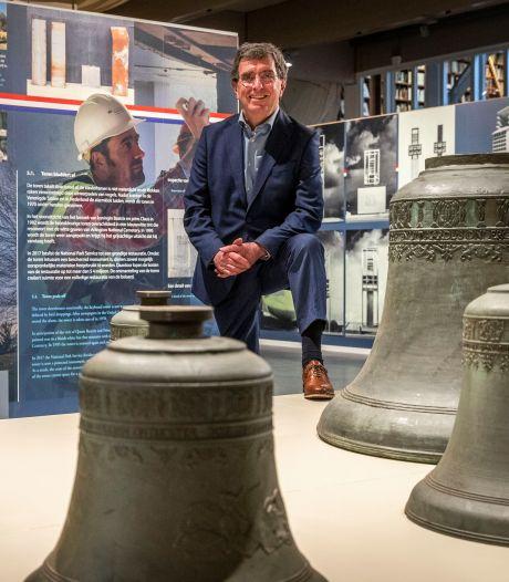 Harry van der Loo stopt donderdag als voorzitter van museum Klok & Peel in Asten