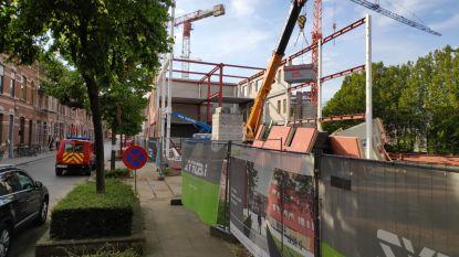 J.P.Minckelersstraat weer open na instorting op werf