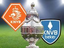 Excelsior tegen Heerenveen in eerste ronde