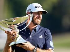 Johnson wint Tour Championship en jackpot van 12,5 miljoen euro