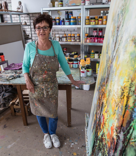 Ateliers open in Bakel, Milheeze en De Rips