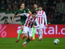 1. FC Köln geeft laatste plaats door aan HSV